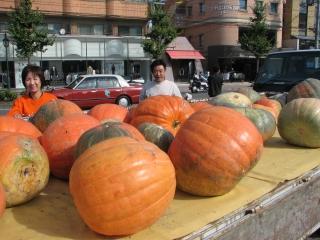 10/22 かぼちゃ